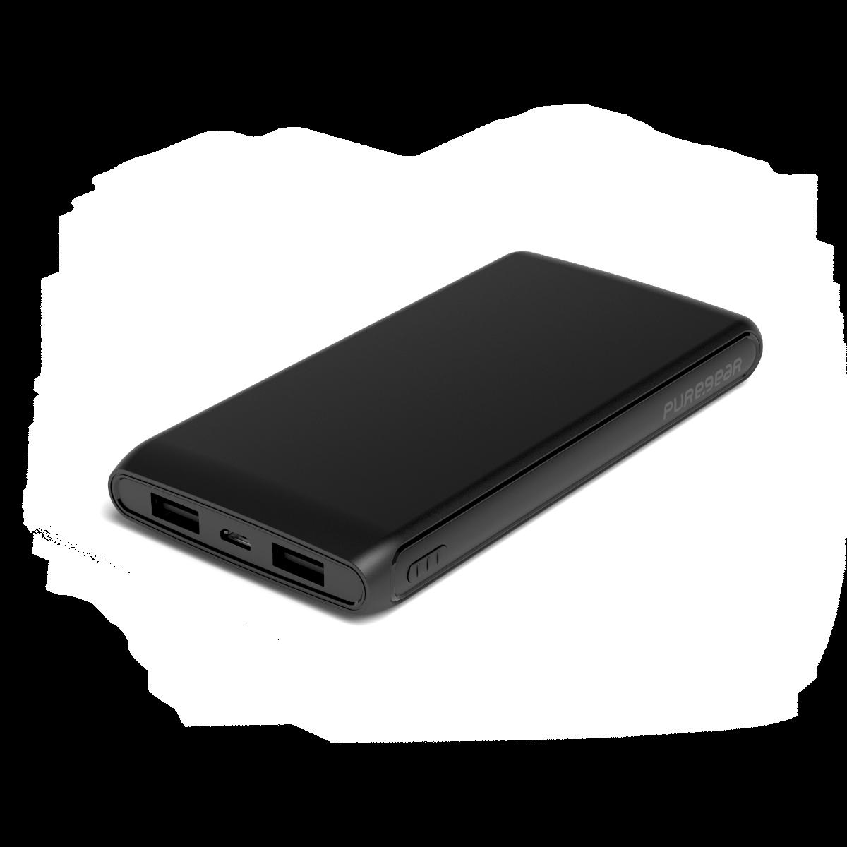 Cargador PureGear Portátil PureJuice 10K - Negro