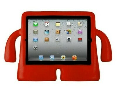 Estuche Antigolpes Ibuy iPad 2/3/4 , Color Rojo