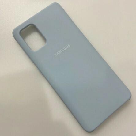 Funda de Silicona Samsung Galaxy A31 - Color Azul