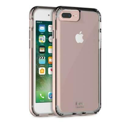 Cases iLuv Forja de metal Para iPhone 7, Color Rosado