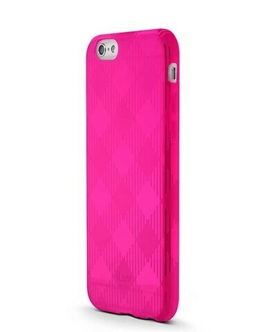 Cases iLuv Gelato  Para iPhone 6/6S, Color Rosado