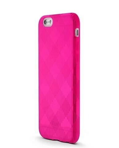 Case iLuv Gelato  Para iPhone 6/6S, Color Rosado