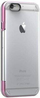 Cases Puregear Slim - Shell Pro para iPhone 6 Plus, Transparente/Rosado