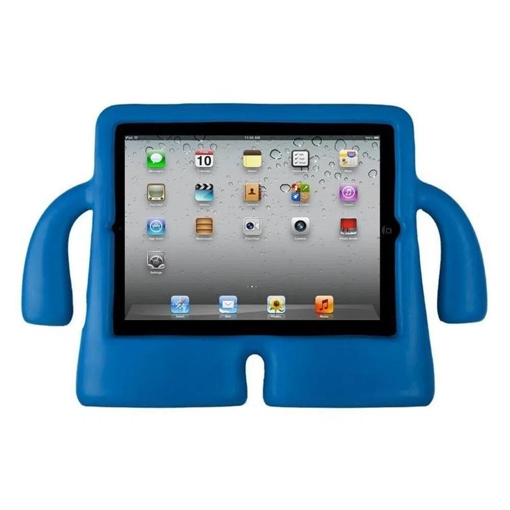 Estuche Antigolpes Ibuy iPad 2/3/4 , Color Azul