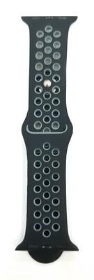 Correa Nike Sport 38/40mm, Color Negro - Gris