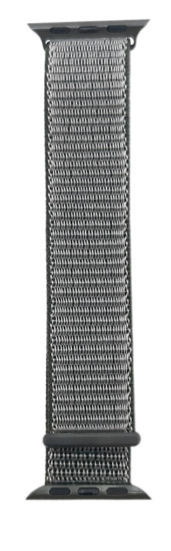 Correa de Tela Trenzado para 38/40mm, Gris