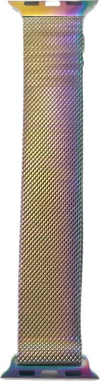 Correa Bucle Milanesa Loop 38/40mm para Apple Watch, Color Tornasol