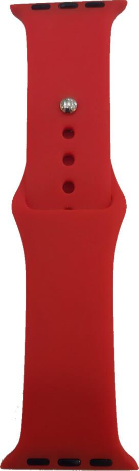 Banda deportiva silicona de 38/40 mm, Rojo