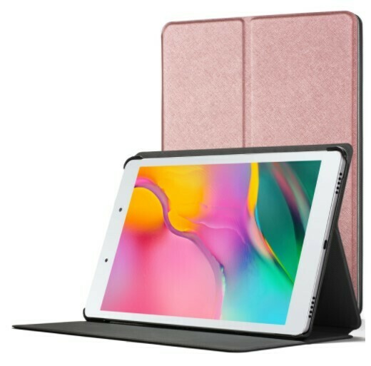 Funda Samsung Galaxy Tab A 8.0 SM-T290/SM-T295, Oro Rosa