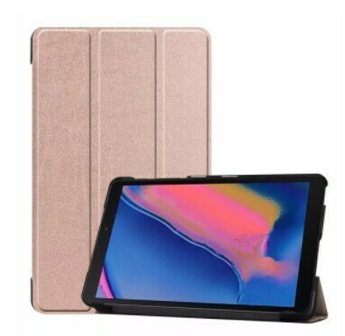 "Funda para Samsung Galaxy Tab A 8,0 ""P200/P205, Oro Rosa"
