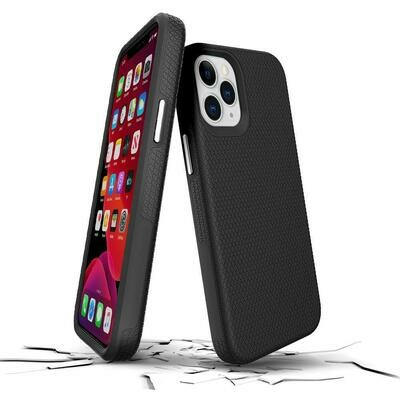 Case Prodigee Rockee for iPhone 12 / Pro, Color Negro
