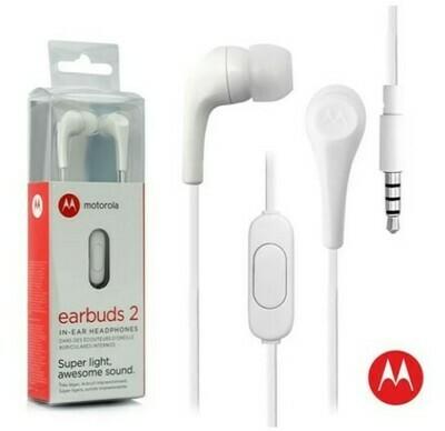 Audífonos Motorola Earbuds 2