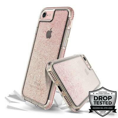 Prodigee Super Star para iPhone 7, Color Rosa
