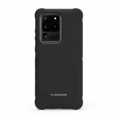 Cases Puregear Samsung Galaxy S20 Ultra 5G DualTek - Negro
