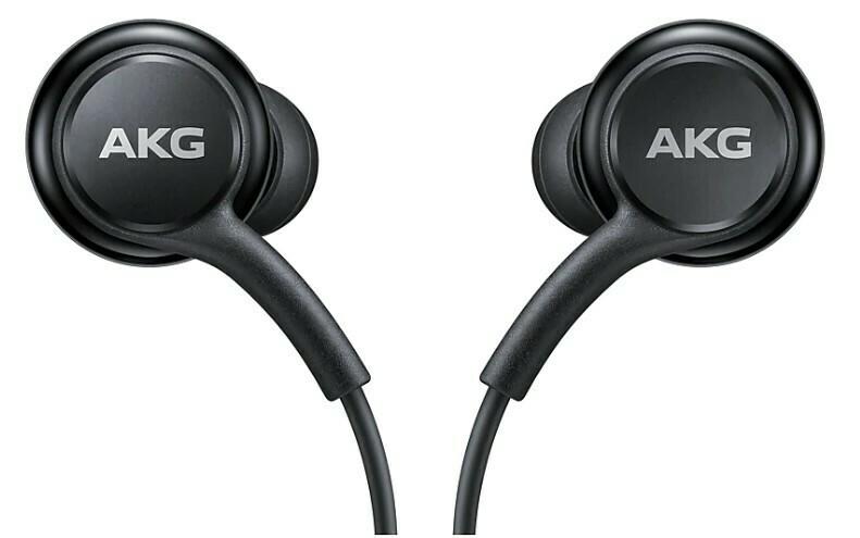 Auriculares Samsung AKG Tipo C, Color Negro