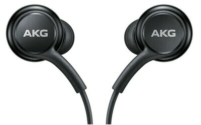 Auriculares Samsung AKG Tipo C, Color Negro