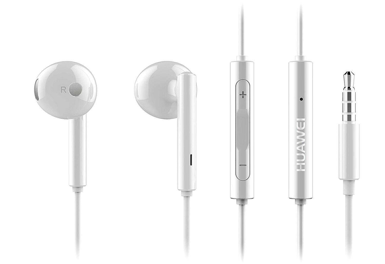 Auriculares Intrauditivos Huawei,  Blanco Metalizado