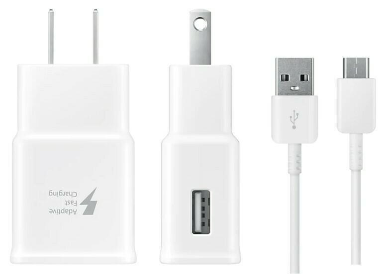 Cargador Carga Rapida (15W), USB Tipo C