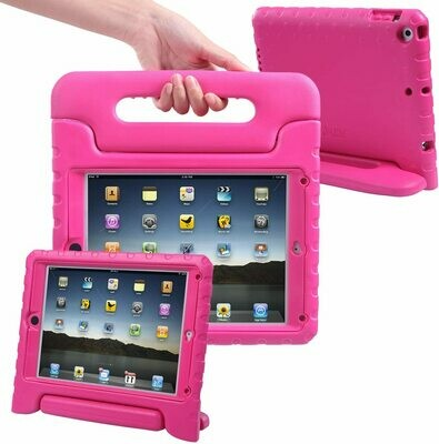 Funda para iPad Air 1 y 2, Color Rosado