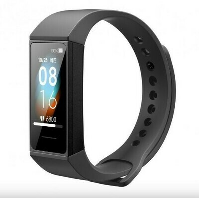 XIAOMI Mi Smart band 4C, Color Negro