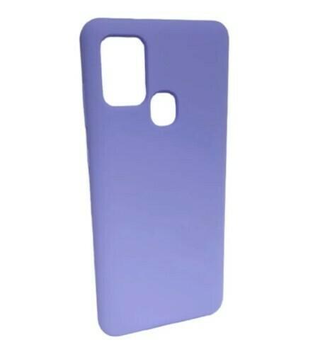 Funda de Silicona Samsung Galaxy A21S - Color Lila