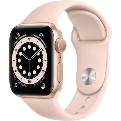 Apple Watch Series 6 - 40mm, Color Arena Rosa