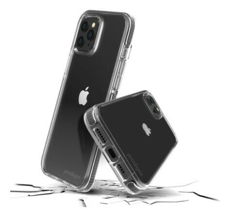 Case Prodigee Safetee Steel iPhone 12 / Pro - Color Negro