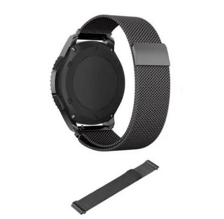 Pulso Milanesa Samsung Galaxy Watch 42 mm - Color Negro