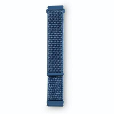 Pulso Smart nylon Samsung Watch S3 y S4 / 46mm - Azul