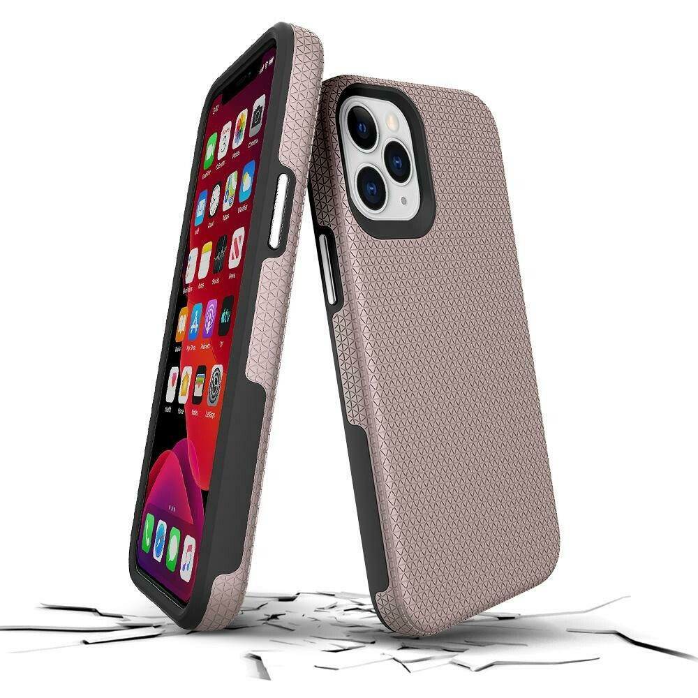 Case Prodigee Rockee para iPhone 12 / Pro, Color Rosa