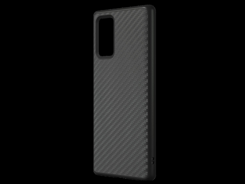 Case Rhinoshield Solidsuit Galaxy Note 20, Color Negro