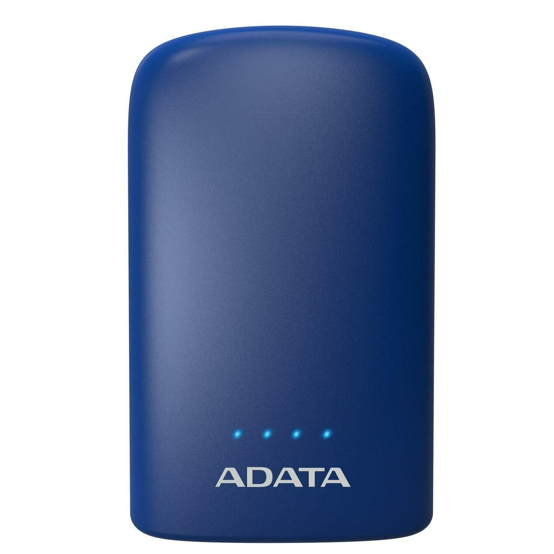 PowerBank Capacidad 10.050V / Marca ADATA, Color Azul