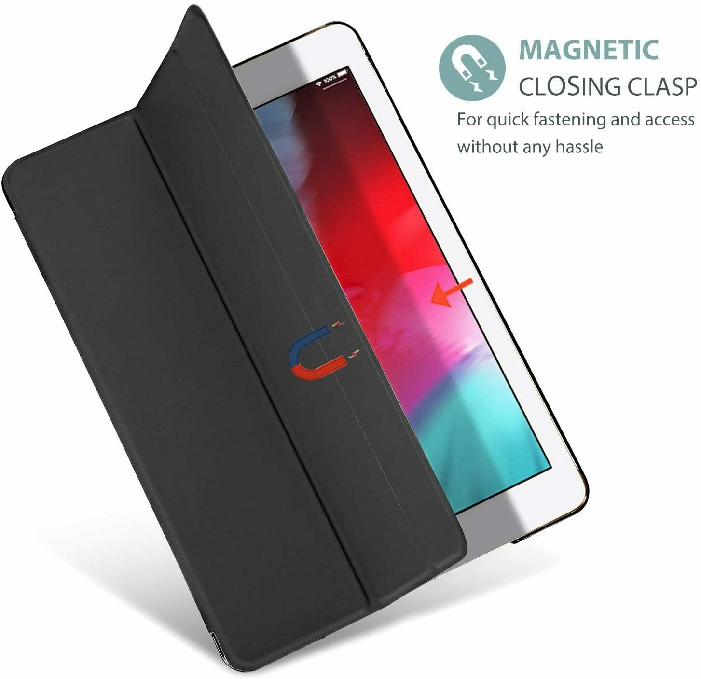 """Funda protectora delgada para  iPad Mini 5 7.9"""", Negro"""