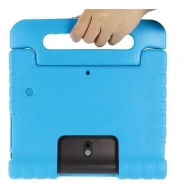 "Estuche Para Lenovo Yoga Smart Tab 10.1 X705f - 10"", Azul"