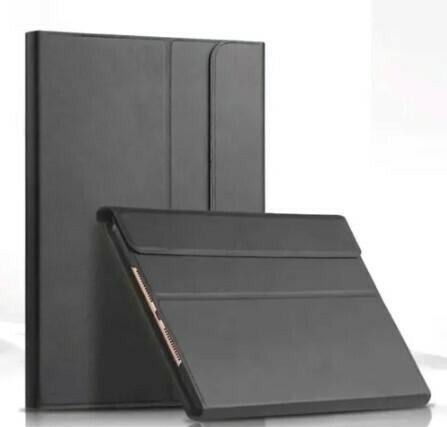 """Estuche Teclado Bluetooth para iPad 7/8 Generación 10.2"""", Color Negro"""