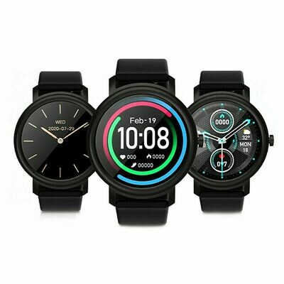 Smartwatch Bluetooth Mibro Air, Color Negro