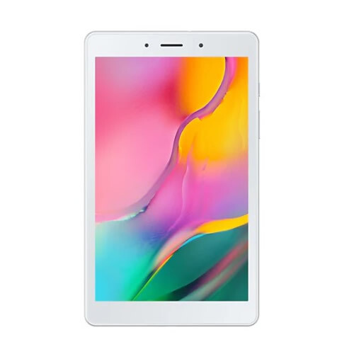 """Galaxy Tab A (8.0"""", 2019) LTE 32GB -  Plateado"""