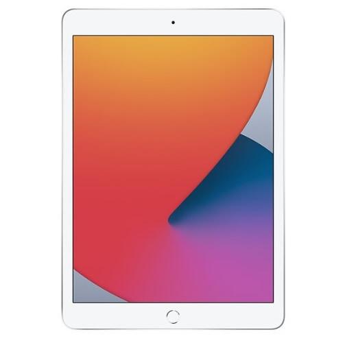 """iPad 8va generación de 10,2"""", 128GB, WiFi - Plateado"""