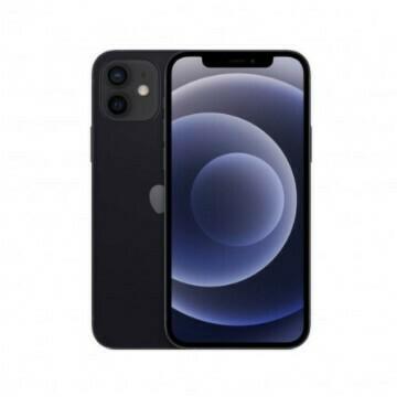 iPhone 12, Capacidad 128GB - Color Negro