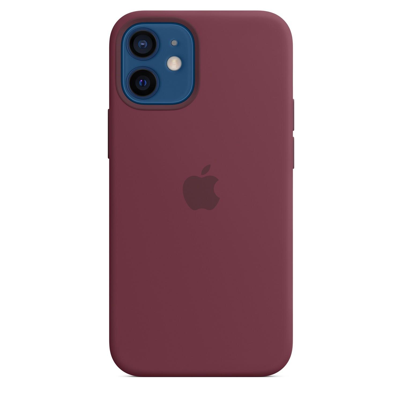 Case de Silicona iPhone 12 / Pro - Morado