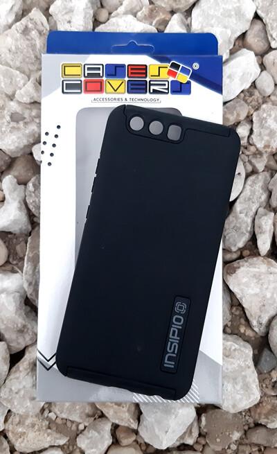 Case Insipio para Huawei P10 DualPro, Negro