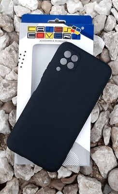 Case Silicona Huawei P40 Lite, Negro