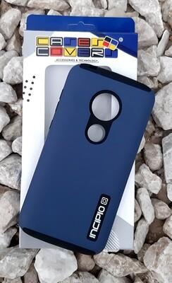 Case Dual Pro Incipio Moto E5 Play Go, Azul