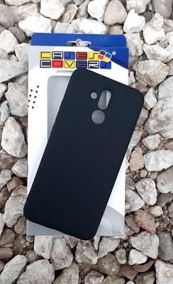 Case Silicona Huawei Mate 20 Lite, Negro