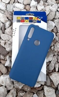 Case Silicona Huawei Y9 Prime, Azul Oscuro