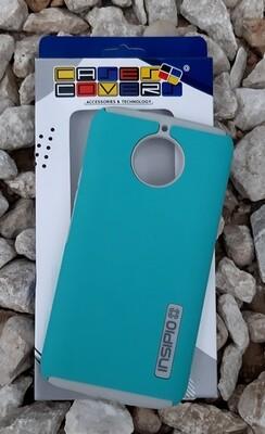 Case Dual Pro Incipio Motorola G5S Plus, Verde Menta