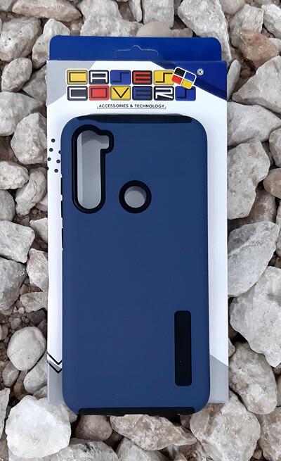 Case de Silicona Redmi Note8 - Azul