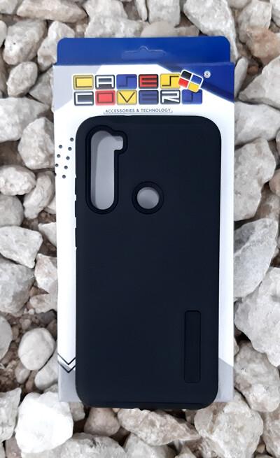 Case de Silicona Redmi Note8 - Negro