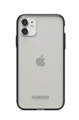 Funda Puregear Slim Shell para Apple iPhone 11 - Transparente / Negro