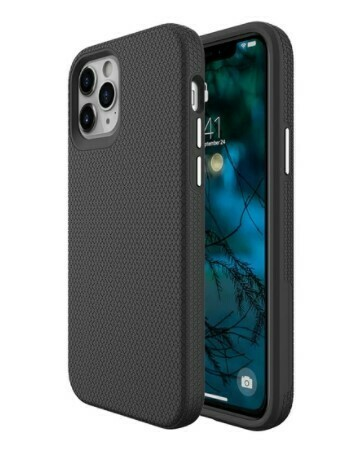 Case Prodigee Safetee Steel para iPhone 12 Pro Max, Negro